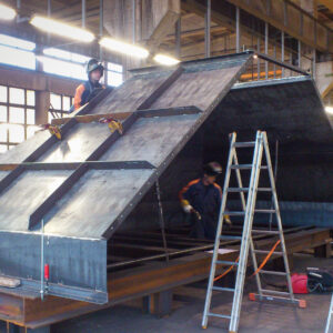 Ducts for filter systems